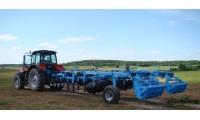 Агрегат для безотвальной обработки почв АБТ-4