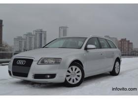 Audi A6 C6 2.4i Avant в г. Минске
