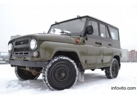 УАЗ 469 31514 в г. Минске