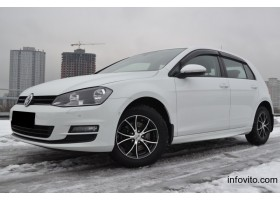 Volkswagen Golf 7 в г. Минске