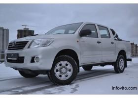 Toyota Hilux в г. Минске