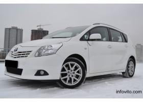 Toyota Avensis Verso г. Минске