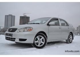 Toyota Corolla в г. Минске