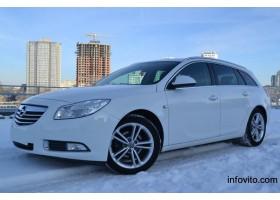 Opel Insignia 1.6T 6-MKPP Europe в г. Минске