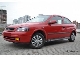 Opel Astra  G 1,6i 8kl в г. Минске