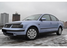 Volkswagen Passat B5 в г. Минске
