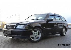 Mercedes Benz C-klasse (W202) 2.0 TD mkpp в г. Минске