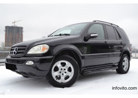 Mercedes Benz ML-klasse W163 3.7i в г. Минске
