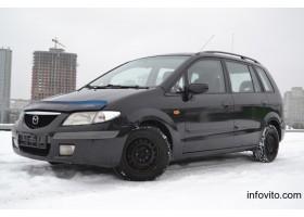 Mazda Premacy 2.0 TD mkpp в г. Минске