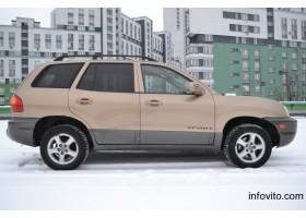 Hyundai Santa Fe 2.7i Sport в г. Минске