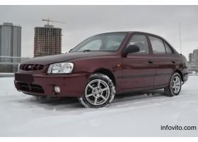 Hyundai Accent 1.5i d в г. Минске