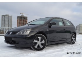 Honda Civic 1.7 CTD 101Hp в г. Минске