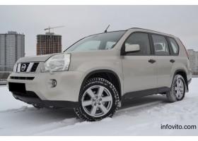 Nissan X-Trail 2.0i Vario 4х4 в г. Минске