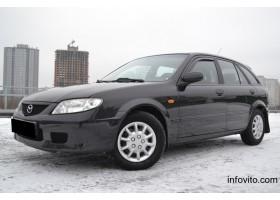 Mazda 323 2.0 TD mkpp в г. Минске