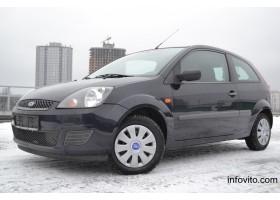 Ford Fiesta 1.4 TDCI в г. Минске