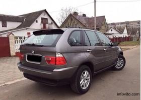 BMW X5 в г. Минске