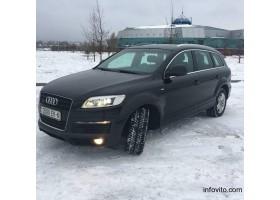 Audi Q7 в г. Минске