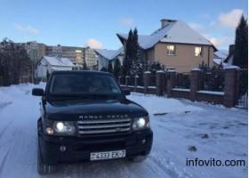 Land Rover Range Rover Sport в г. Минск