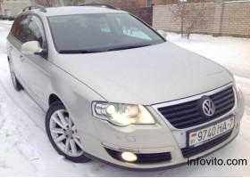 Volkswagen Passat в г. Минск