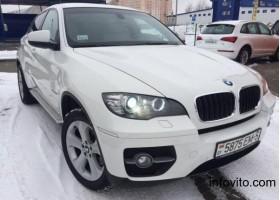 BMW X6 в г. Минск