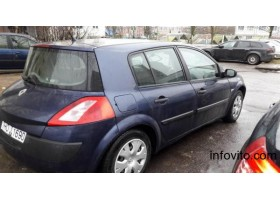 Продам Renault Megane в г. Минск