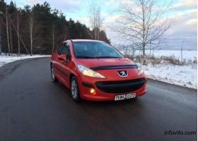 Продам Peugeot 207 в г. Минск