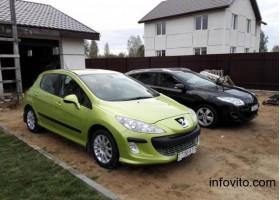 Продам Peugeot 308 в г. Минск