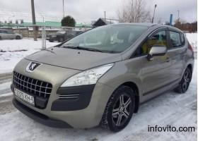 Продам Peugeot 3008 в г. Минск