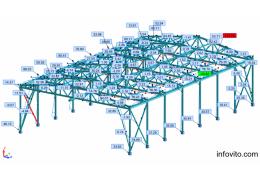 Проектирование металлоконструкций в г. Бресте