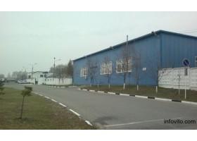 Производственно-складской комплекс + 7,5 га земли, г Чехов
