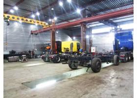 Помещения для ремонта легковых и большегрузных автомобилей