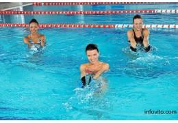 Персональные тренировки по аква-аэробике  в г. Минске