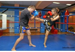 Персональные тренировки по единоборству в г. Минск