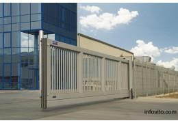 Откатные ворота для организаций в  г. Бресте