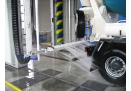 СП «Веставто», ОАО оказывает услуги по мойке грузового автомобильного транспорта и автобусов
