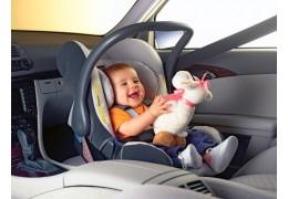ГАИ взяла под контроль перевозку детей в автомобиле