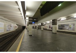 Рекламу в метро будут размещать по-новому