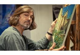 Никас Сафронов лично откроет в галерее Савицкого выставку своих работ