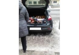 Санслужба провела рейд по местам стихийной торговли в Первомайском районе
