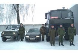 Под Минском военнослужащие спасли от переохлаждения 48 человек