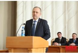 Председателем Мингорсовета 28-го созыва избран Василий Панасюк