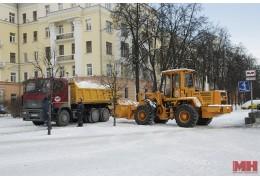 Свыше 40 тыс. человек были задействованы в расчистке Минска от снега 4 марта