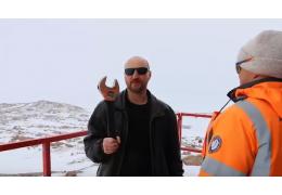 Белорусские полярники прислали видеопоздравление с 8 Марта