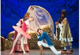 «Клеопатра» и «Спящая красавица» из Беларуси покорили российскую публику