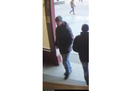 За кражу ноутбука на ж/д вокзале разыскивают мужчину