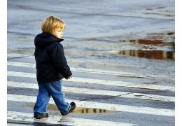 Дети становятся участниками ДТП в 80 % случаев по вине водителей