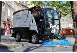 Дорожники планируют закупить малогабаритную технику для уборки улиц