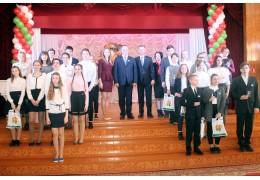 Лучшим учащимся Советского района торжественно вручили паспорта