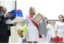 В столице выбрали лучшую медсестру