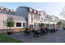 Гостиница Mercure примет первых постояльцев в апреле